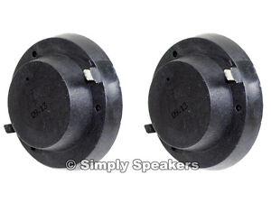 diaphragm for jbl mr 802 mr 805 mr 822 mr 826 mr 835 mr 838 horn driver 2 pack ebay. Black Bedroom Furniture Sets. Home Design Ideas
