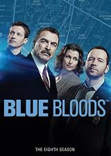 Blue Bloods: The Eighth Season (DVD, 2018)