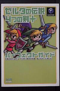 JAPAN-The-Legend-of-Zelda-Four-Swords-Adventures-Perfect-Guide-Book
