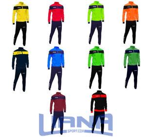 Tuta-Marte-Zeus-Sport-Fitness-Felpa-Training-Running-Uomo-Donna-no-Visa-Givova