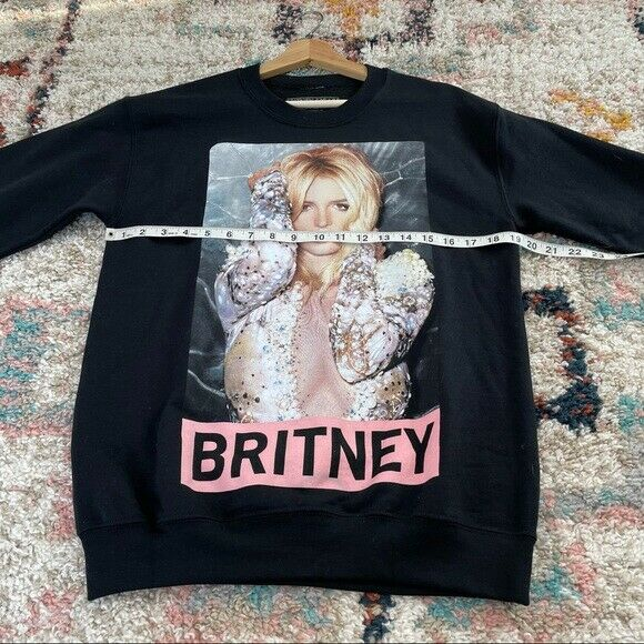 Britney Spears Collection pullover sweatshirt, wo… - image 4