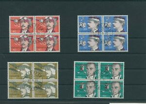 Switzerland-vintage-yearset-1977-Mi-1090-1093-Postmarked-4-er-Bl-More-Shop