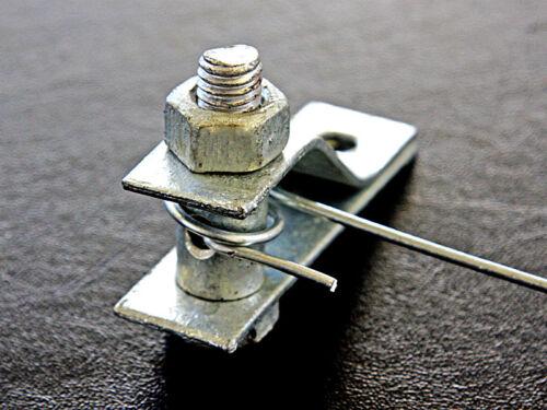 Razorwire Barbed Wire Straining Wire Fixing Tensioner Winder x4