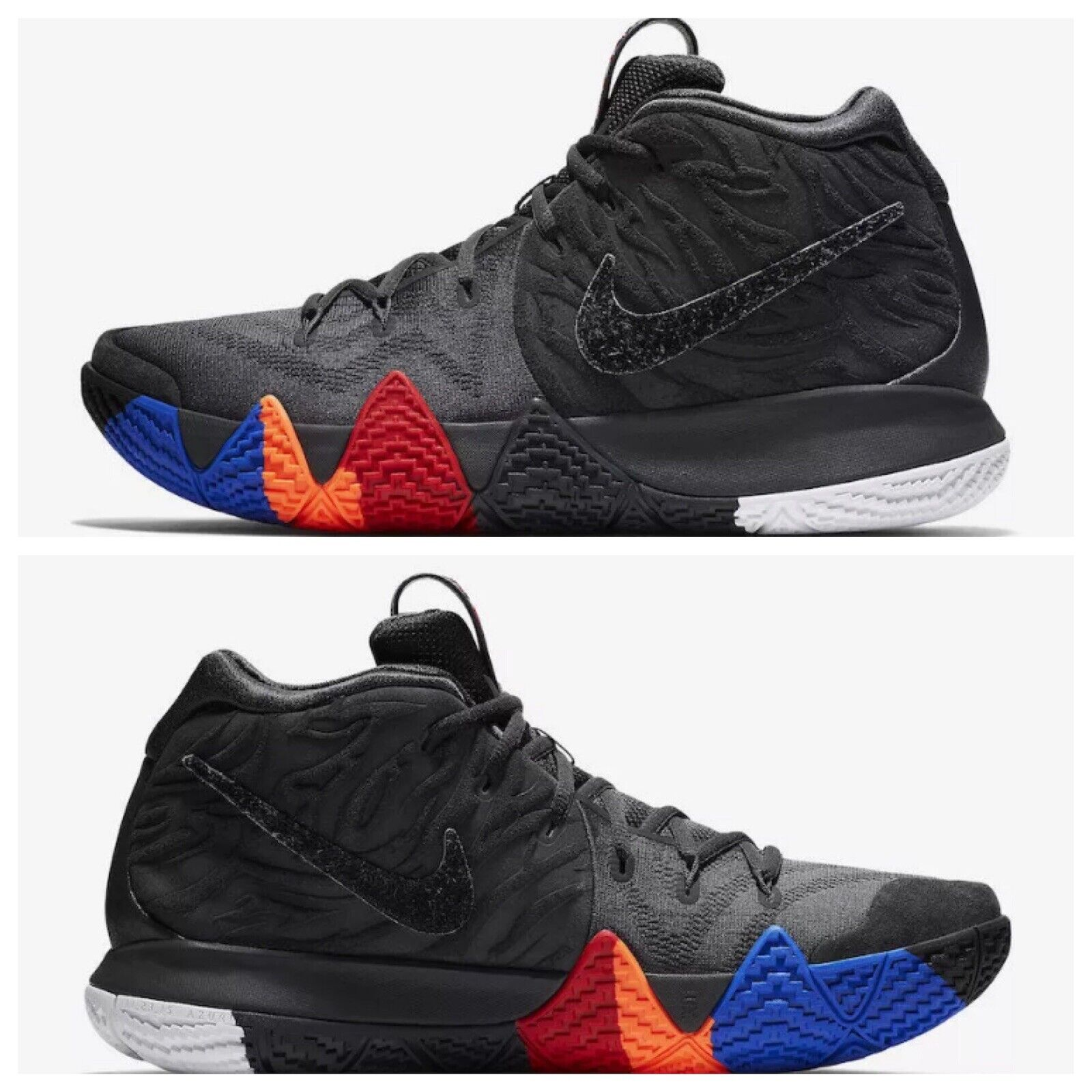 best website 6a29c 1c1d3 Nike Mens Mens Mens Kyrie 4 IV Year Of The Monkey Basketball shoes  943806-011