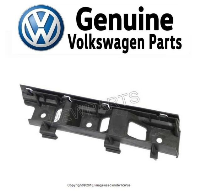 For Volkswagen Passat 2012-2014 Rear Center Bumper Cover Guide GENUINE