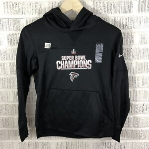 san francisco ec405 c4015 Details about NEW Uncirculated Nike Atlanta Falcons Super Bowl Champions  Hoodie Youth M RARE