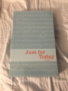 """BRAND NEW!!! NA """"Just for Today"""" JFT Daily Meditation Book ..."""