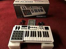 M-Audio Code 25-Key USB/MIDI Keyboard Controller with X/Y Touch Pad