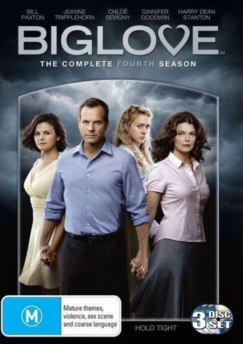 1 of 1 - Big Love : Season 4 (DVD, 3-Disc Set) NEW