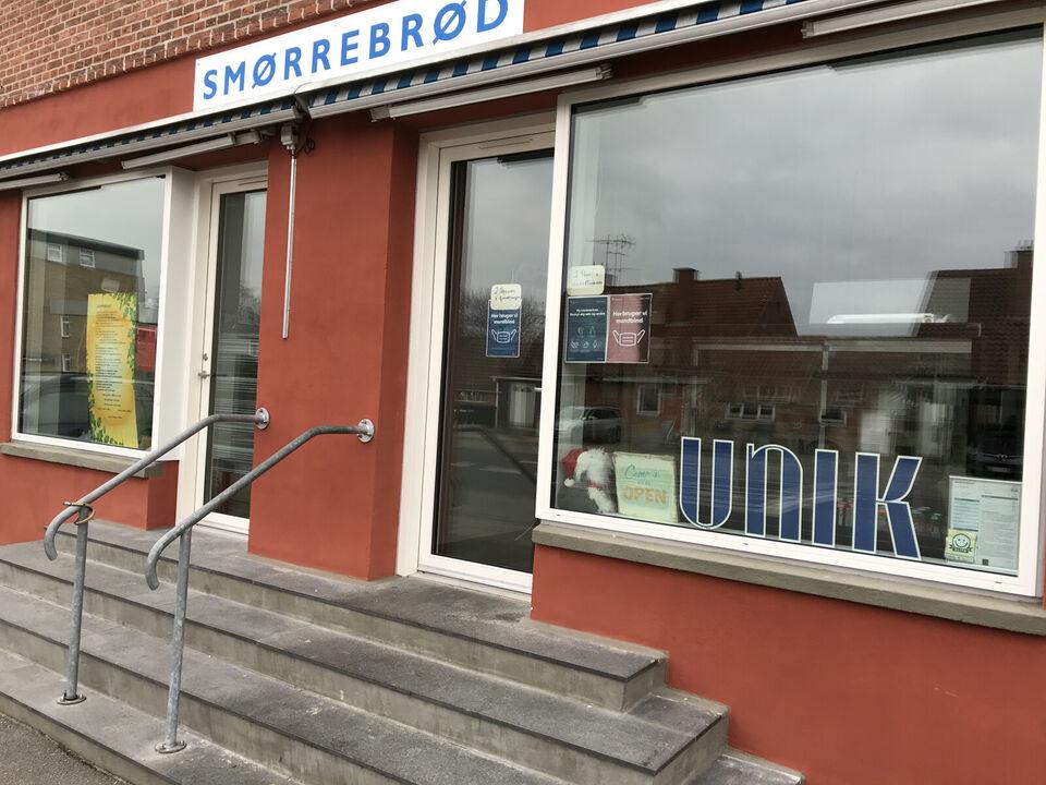 Hej Smørrebrødsforretnings ejer, Vil du sælge.?...