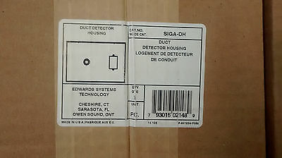 Edwards SIGA DTS Duct Smoke Detector