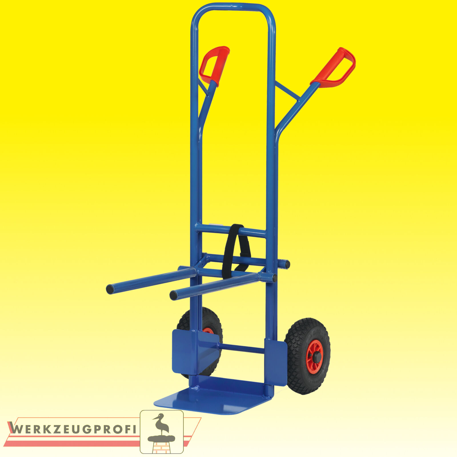 FETRA Stuhlkarre B1335L 300 70 kg Tragkraft  Transportkarre Stapelkarre Karre