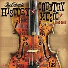 Complete History of Country Music 1923-1962 by Various Artists (CD, Mar-2016, 4 Discs, Proper Box (UK))