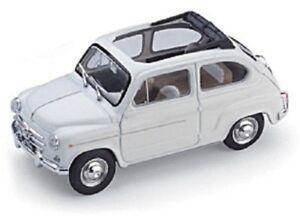 FIAT-600D-1960-TRASFORMABILE-APERTA-BIANCO-Brumm-R317-12