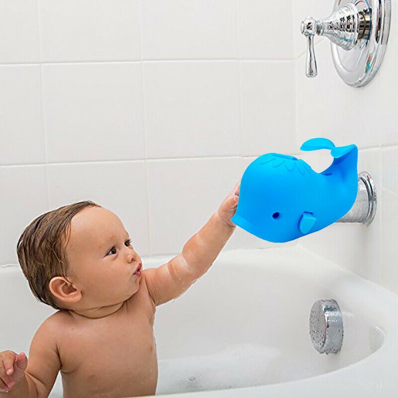 Baby Kids Care Bath Spout Tap Tub Safety Water Faucet Cover Protector Guard L