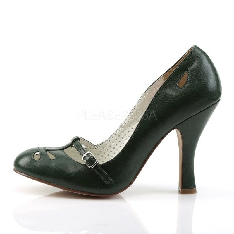 Pin UP COUTURE Smitten 20 PUMP olivgr ¸ N Libero cut-outs Business Tempo Libero N B ¸ RO G... 883344