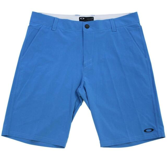 Oakley Stance Two Short Size 38 California Blue Mens Casual Shorts Walkshort