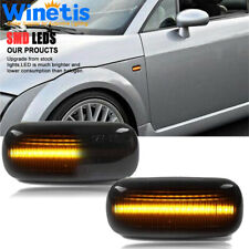Dynamic Led Side Marker Indicator Lights Fit Hondaacura Rsx Civic Accord Jazz Fits Rsx