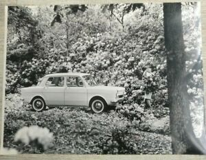 Photo-Simca-1000-Of-1961-Buffer-Photographer-Advertising-Consessionaire