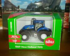 Siku 1799 SIKU Farmer New Holland Traktor Pflanzenschutzspritze Maßstab 1:87 NEU
