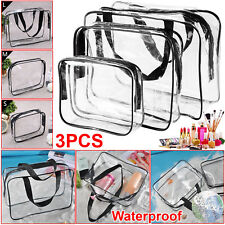 028326c145 item 3 Set of 3Pcs Cosmetic Makeup PVC Toiletry Clear Travel Wash Bag  Holder Pouch Kit -Set of 3Pcs Cosmetic Makeup PVC Toiletry Clear Travel  Wash Bag ...