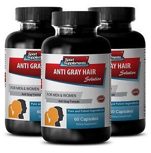 L tyrosine gray hair