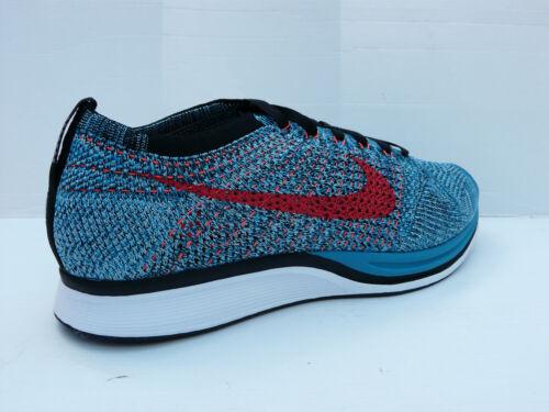 Nike 404 Athlétique 526628 13 Turquoise Neo Sz Flyknit Racer Nouveau Entraînement dfwR8qd