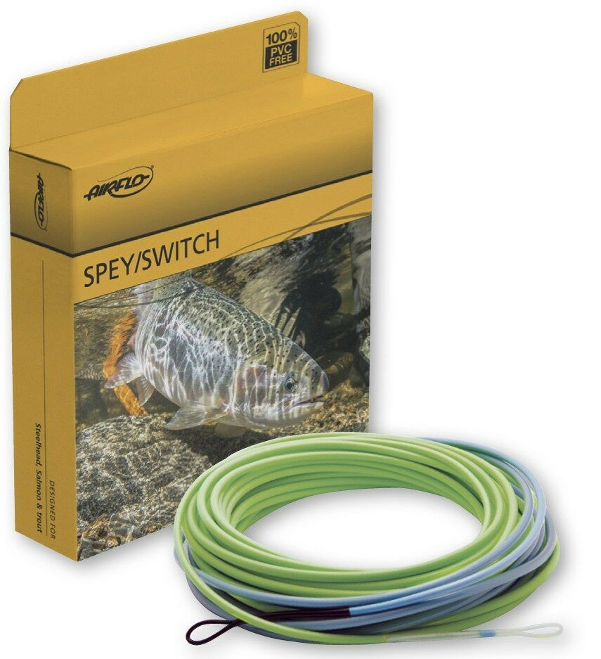 Airflo NEW Skagit Switch G2 Power Core Fast Loading Fly Fishing - Free Delivery