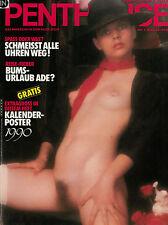 Penthouse 1,01/1990 Januar, Diana van Gils,Katja, KALENDERPOSTER