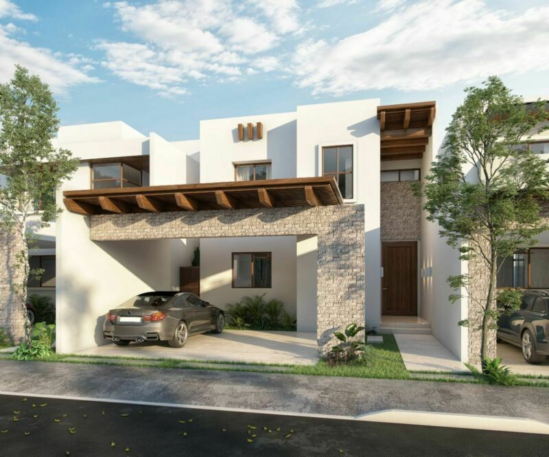 Amara Vento Levante, residencias de lujo en Temozón, Mérida, Yucatán
