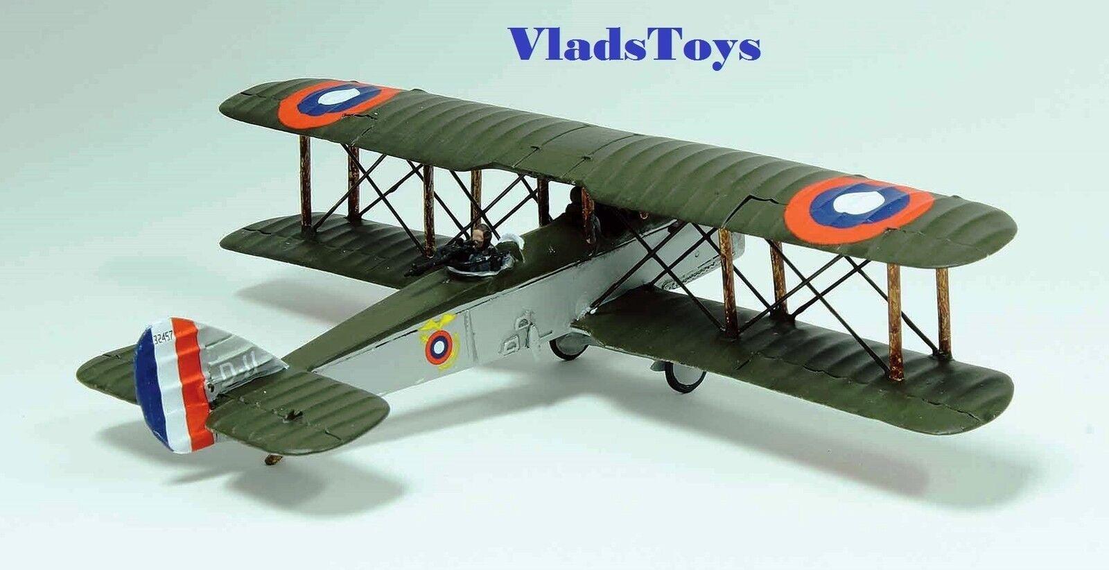 Wings Of The Great War 1 72 Airco De Havilland DH.4 Usmc Squadron D 1911 WW11101