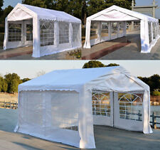 Garden Gazebo Marquee Party Wedding Tent Portable Carport Shelter Car Canopy