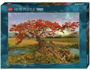 Heye Enigma 1000 Teile Puzzle - Strontium Baum Hy29909