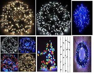 240-480-720-LED-luminoso-Cluster-Luci-Natale-Natale-Festival-multifunzione