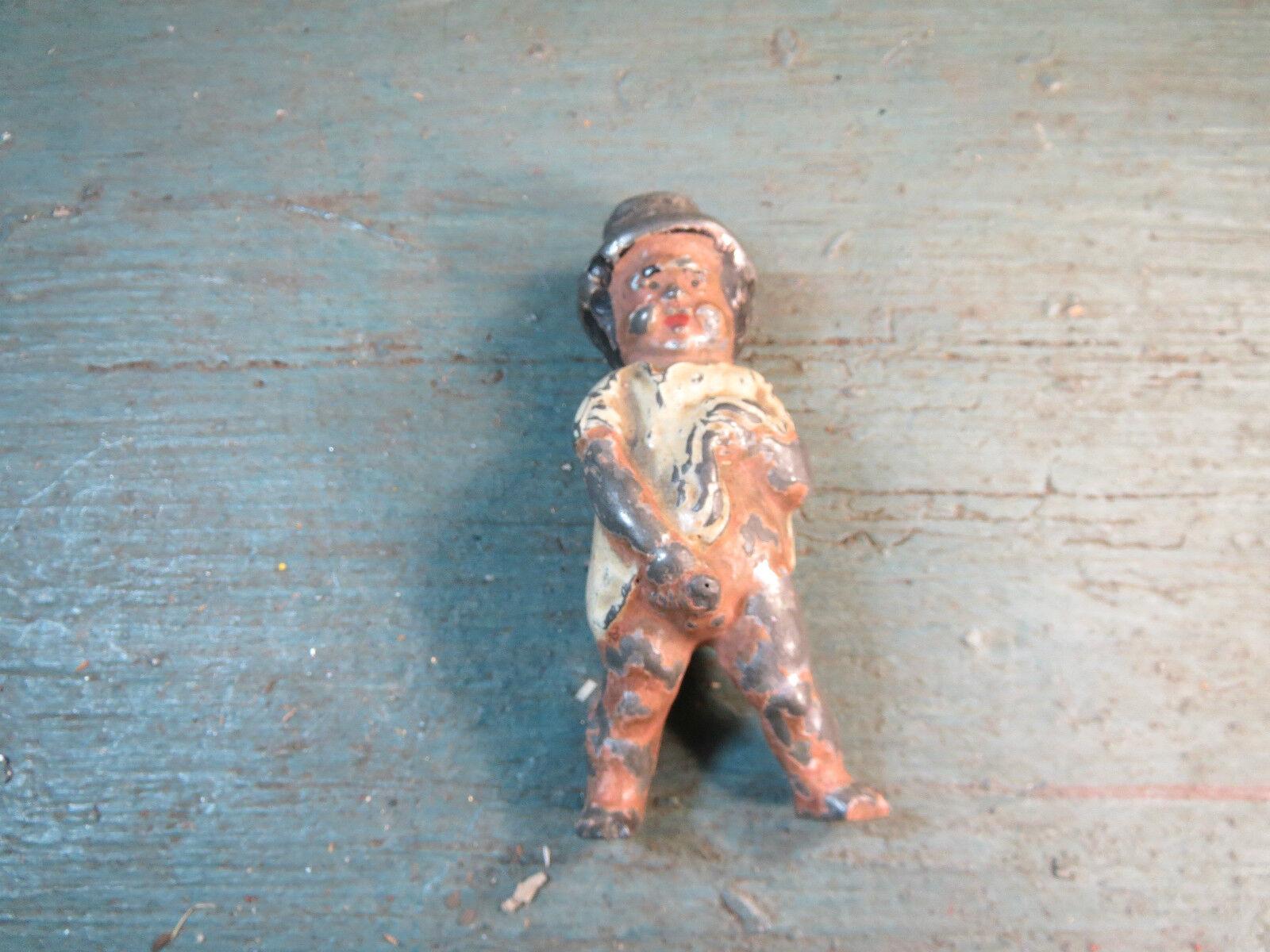 JOUET ANCIEN PIPI PERSONNAGE ENFANT QUI FAIT PIPI ANCIEN VIEUX JOUET french antique toy e2743b