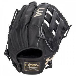 "Under Armour Flawless 12.75"" H Web Baseball Glove Left Hand Throw"