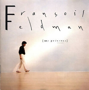 Francois-Feldman-CD-Une-Presence-Edition-Originale-1989-France-EX-EX