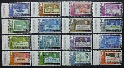 British Antarctic Terr.  2013 definetives stamp on stamp      mnh/postfris c