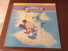 Walt Disney baby-18 canzoni per i piu piccoli LP 798329-1 Raro!! EX/NM!!!!
