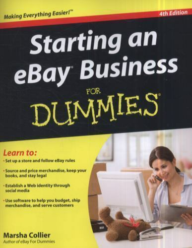 Starting An Ebay Business By Marsha Collier 2011 Trade Paperback For Sale Online Ebay