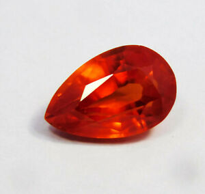 Natural-CERTIFIED-Pear-4-Ct-Ceylon-Sapphire-Loose-Gemstone