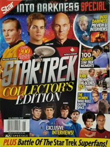 Star Trek Into Darkness Movie Special Magazine - May 2013 - Collectors Edition