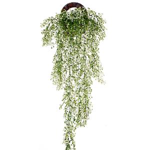 Artificial Ivy Leaf Flower Vine Rattan Garland Plant Wall