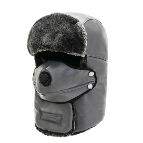 Winter Ski Hat Men Women Thickened Cold-proof Outdoor Cycling Windproof Ear Cap