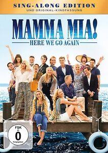 Mamma-Mia-2-Here-We-Go-Again-Sing-Along-Edition-Kinofassung-DVD-NEU