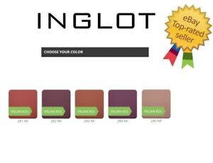 INGLOT-FREEDOM-SYSTEM-MATTE-NF-EYESHADOW-REFILL-ITALIAN-KISS-COLLECTION