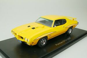 PONTIAC-GTO-THE-JUDGE-1970-GELB-1-43-NEO-45986-NEU