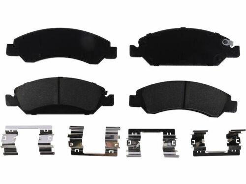 For 2008-2018 Cadillac Escalade Brake Pad Set Front API 52427YT 2009 2010 2011