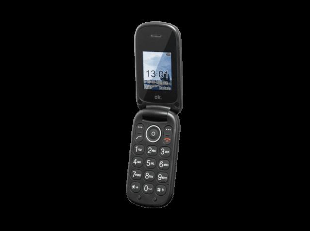 OMP 50 MOBILE PHONE FLIP/ gebraucht in gutem Zustand