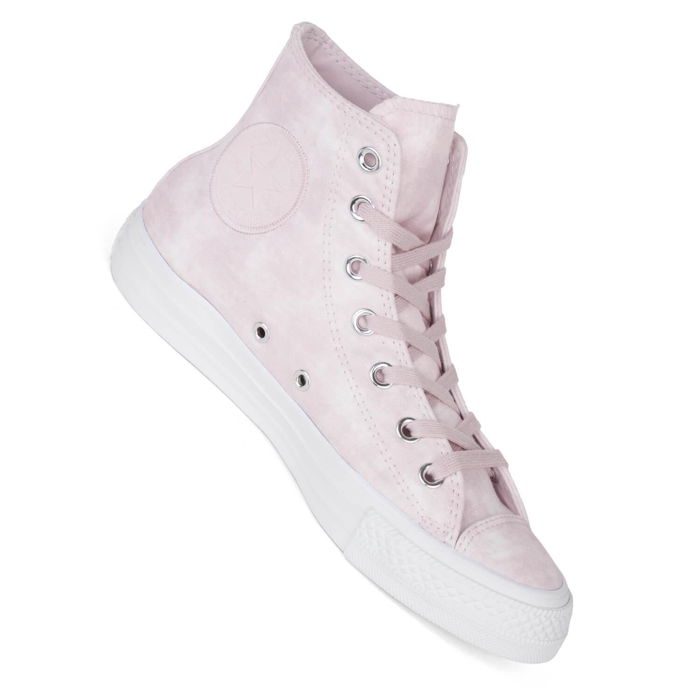 Converse Women's Sneakers Chucks Hi pink Barely pink